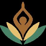 logo person rising from lotus